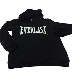 EVERLAST BLACK HOODIE  | kids  size 14